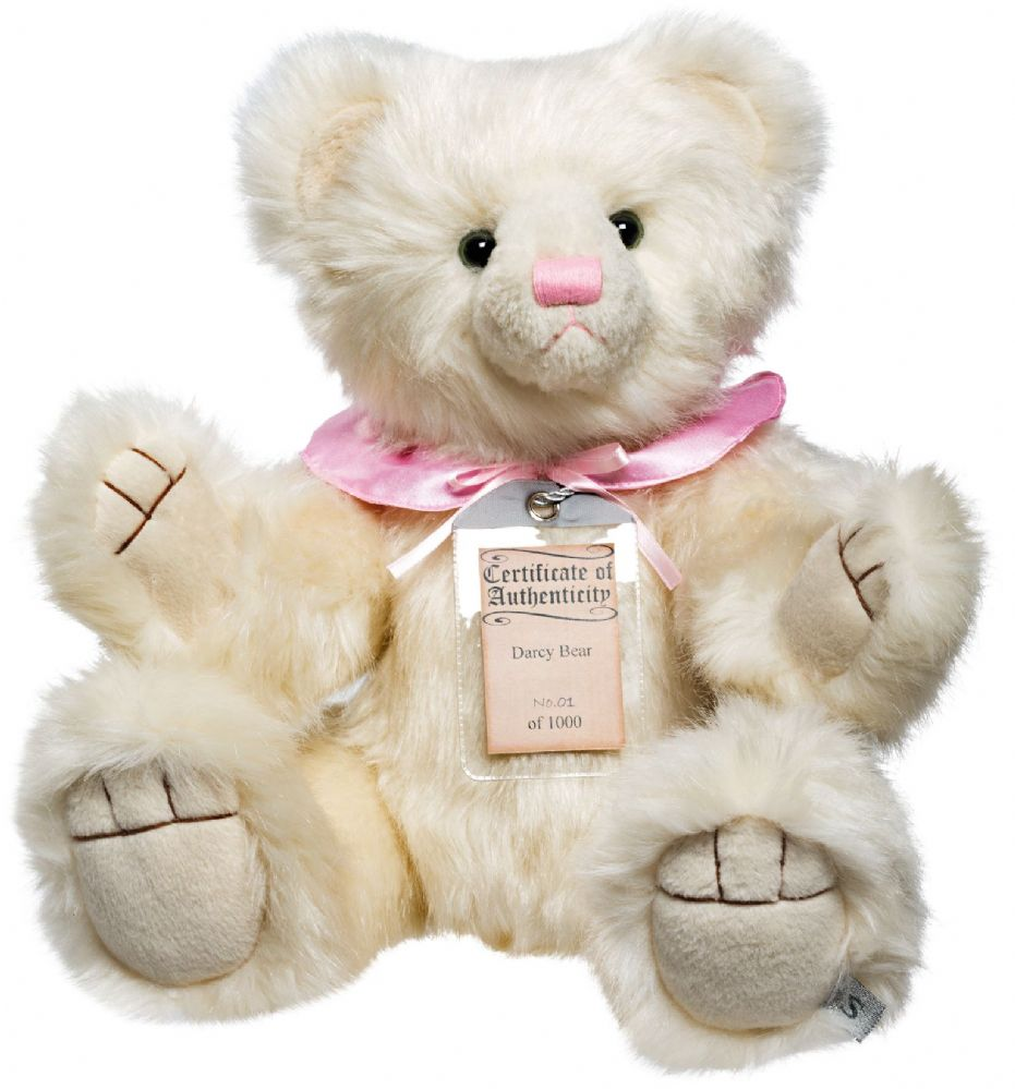 Darcy - Silver Tag Bear No 298 / 1000